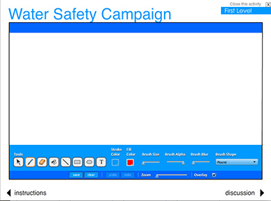 Image of Design a Water Safety Poster