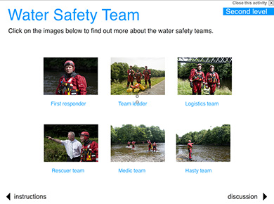 Image of Meet the Water Rescue Team