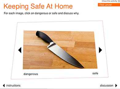 Image of Keeping Safe at Home