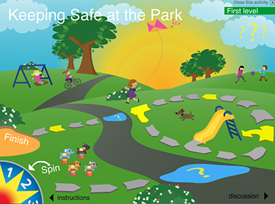 Image of Keeping Safe at the Park