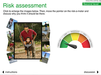 Image of Risk Assessment for Outdoor Activities