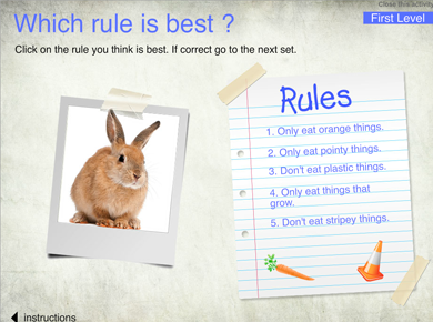 Image of Which Rule Is Best?