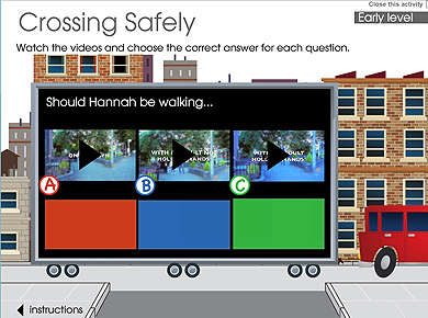 Image of Safe Crossing