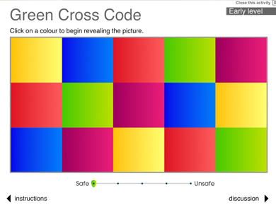Image of Green Cross Code