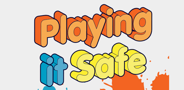 Image for Playing It Safe: Knife crime prevention resource for primary schools story