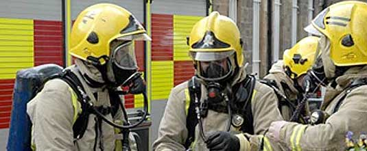 Image for North Lanarkshire Fire story